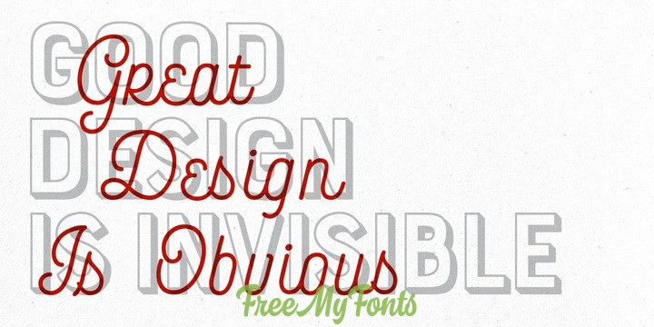 Bourton Font Family - FreeMyFonts